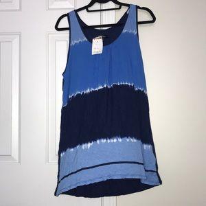 Patterned tunic